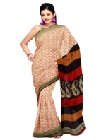 Online Rajasthani Cotton Sarees_3