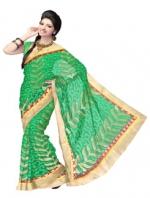 Online Rajasthani Net Sarees_4