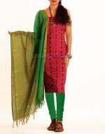 Online Sambalpuri Cotton Salwar Kameez_21