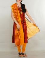 Online Sambalpuri Cotton Salwar Kameez_33