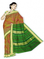 Online South Handloom Silk Sarees_11