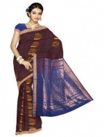 Online South Handloom Silk Sarees_1