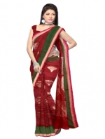 Online South Handloom Silk Sarees_2