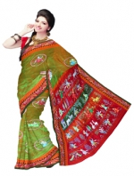 Online South Handloom Silk Sarees_46