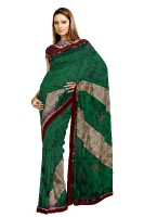 Supernet saree_35