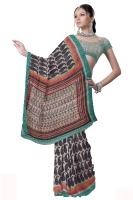 Tussar silk saree_10