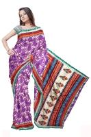 Tussar silk saree_1