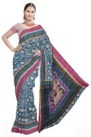 Tussar silk saree_13