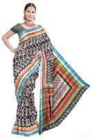 Tussar silk saree _5