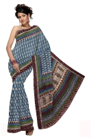 Tussar silk saree_17