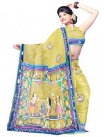 Tussar Silk sarees_43