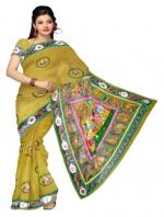 Tussar Silk sarees_47