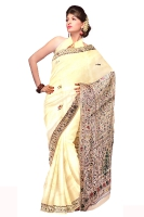 Tussar silk saree _21