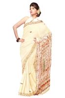 Tussar silk saree_23