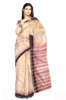 Tussar silk saree_26
