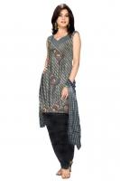 Banarasi Silk Salwar Kameez_1