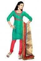 Banarasi Silk Salwar Kameez_3