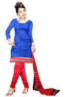 Banarasi Silk Salwar Kameez_4