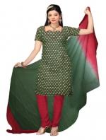 Online Banarasi Silk Salwar Kameez_19