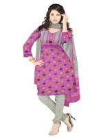 Bandhini Cotton Salwar Kameez_11