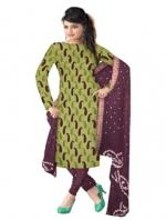 Bandhini Cotton Salwar Kameez_14