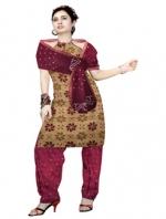 Bandhini Cotton Salwar Kameez_18