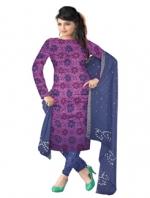 Bandhini Cotton Salwar Kameez_19