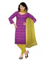 Bandhini Cotton Salwar Kameez_20