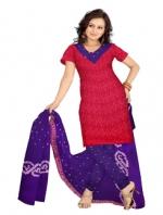 Online Bandhini Cotton Salwar Kameez_23