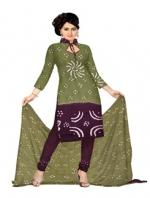 Online Bandhini Cotton Salwar Kameez_25