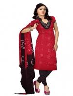 Online Bandhini Cotton Salwar Kameez_27