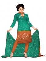 Online Bandhini Cotton Salwar Kameez_29