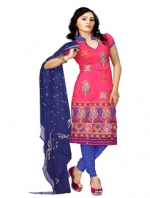 Online Bandhini Cotton Salwar Kameez_31