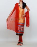 Dupion & Raw Silk Salwar Kameez_12
