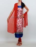 Dupion & Raw Silk Salwar Kameez_14