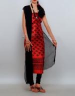 Dupion & Raw Silk Salwar Kameez_15