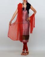 Dupion & Raw Silk Salwar Kameez_16