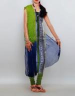 Dupion & Raw Silk Salwar Kameez_18