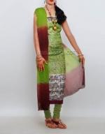 Dupion & Raw Silk Salwar Kameez_19
