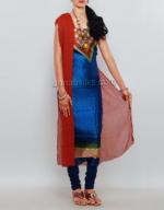 Dupion & Raw Silk Salwar Kameez_20