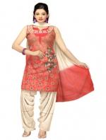 Online Jaipuri Silk Salwar Kameez_15