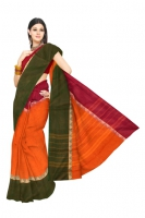 Kanchi Cotton Saree_1