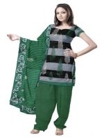 Pochampally Cotton Salwar Kameez_11