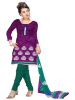 Pochampally Cotton Salwar Kameez_12
