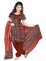 Pochampally Cotton Salwar Kameez_13