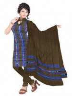 Pochampally Cotton Salwar Kameez_14