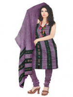 Pochampally Cotton Salwar Kameez_15
