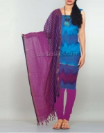 Online Pochampally Cotton Salwar Kameez_33