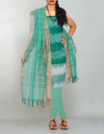 Pochampally Cotton Salwar Kameez_37