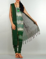 Pochampally Cotton Salwar Kameez_38